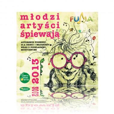 Album (MP3) V Młodzi Artyści Śpiewają 2013