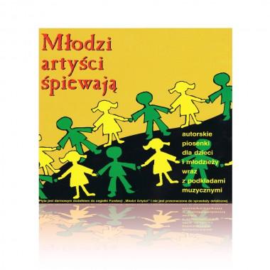 Album (MP3) I Młodzi Artyści Śpiewają 2008