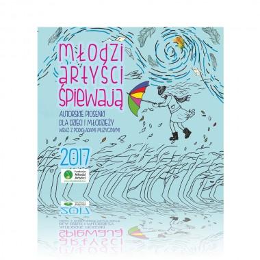 Płyta (CD-Audio) IX Młodzi Artyści Śpiewają 2017