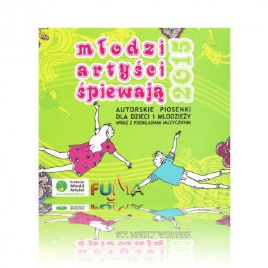 Płyta (CD-Audio) VII Młodzi Artyści Śpiewają 2015