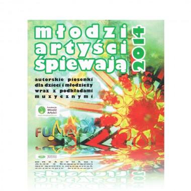 Płyta (CD-Audio) VI Młodzi Artyści Śpiewają 2014