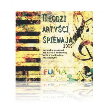 Płyta (CD-Audio) II Młodzi Artyści Śpiewają 2009