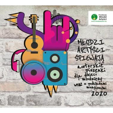 Płyta (CD-Audio) XII Młodzi Artyści Śpiewają 2020