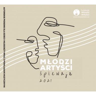 Płyta (CD-Audio) XIII Młodzi Artyści Śpiewają 2021